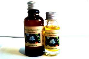 Fitoterapijsko ulje (macerati) od kamilice - Sanoleum Chamomillae (Macerata Chamomillae)
