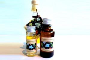 Fitoterapijsko ulje (macerati od lavande - Sanoleum Lavandulae (Macerata Lavandulae)