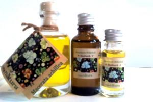 Fitoterapijsko ulje (macerati) od stolisnika